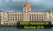 MBBS Admission in Mumbai 2018
