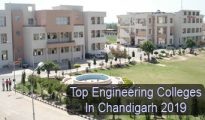 Top Engineering Colleges in Chandigarh 2019