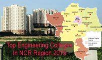 Top Engineering Colleges in NCR Region 2019