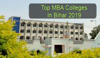 Top MBA Colleges in Bihar 2019