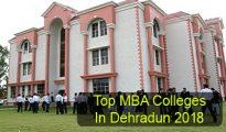 Top MBA Colleges in Dehradun 2018