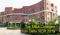 Top MBA Colleges in Delhi NCR 2019