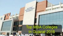 Top MBA Colleges in Gujarat 2018