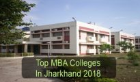 Top MBA Colleges in Jharkhand 2018