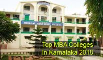 Top MBA Colleges in Karnataka 2018