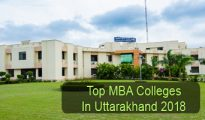 Top MBA Colleges in Uttarakhand 2018