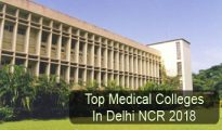 Top Medical Colleges in NCR 2018