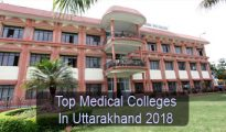 Top Medical Colleges in Uttarakhand 2018