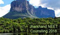 Jharkhand NEET Counselling 2018