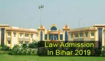 Law Admission in Bihar
