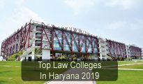 Top Law Colleges in Haryana 2019