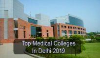 Top Medical Colleges in Delhi 2019