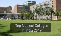Top Medical Colleges in India 2019
