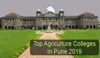 Top Agriculture Colleges in Pune 2019