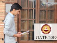 GATE 2019 CCMT Counselling