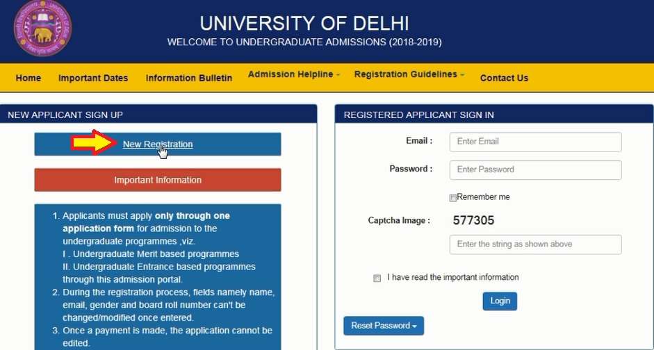 Du Application Form Business, Du18 3, Du Application Form Business