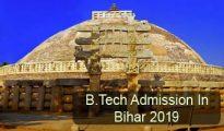 B.Tech Admission in Bihar 2019