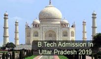 B.Tech Admission in Uttar Pradesh 2019
