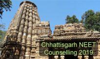 Chhattisgarh NEET Counselling 2019