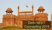 Delhi NEET Counselling 2019