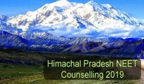 Himachal Pradesh NEET Counselling 2019