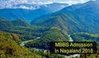 MBBS Admission in Nagaland