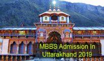 MBBS Admission in Uttarakhand