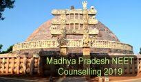 Madhya Pradesh NEET Counselling 2019