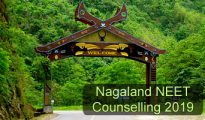 Nagaland NEET Counselling 2019