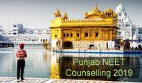 Punjab NEET Counselling 2019