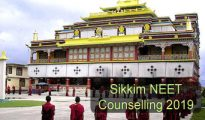 Sikkim NEET Counselling 2019