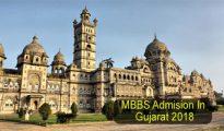 mbbs admission in gujarat 2018