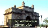 B.Tech Admission in Mumbai 2020