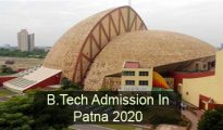 B.tech Admission in patna 2020