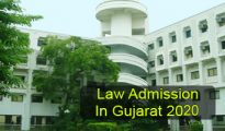 Law Admission in Gujarat 2020