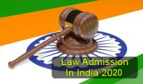 Law Admission in India 2020