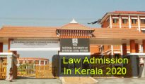 Law Admission in Kerala 2020