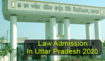 Law Admission in Uttar Pradesh 2020