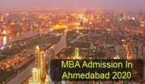 MBA Admission in Ahmedabad 2020