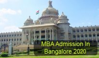 MBA Admission in Bangalore 2020