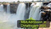 MBA Admission in Chhattisgarh 2020