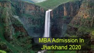 MBA Admission in Jharkhand 2020