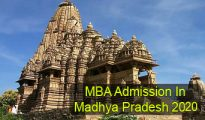 MBA Admission in Madhya Pradesh 2020