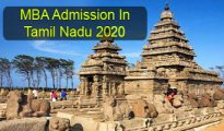 MBA Admission in Tamil Nadu 2020