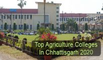 Top Agriculture Colleges in Chhattisgarh 2020