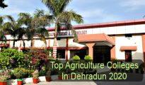 Top Agriculture Colleges in Dehradun 2020