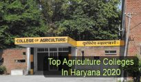 Top Agriculture Colleges in Haryana 2020