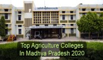 Top Agriculture Colleges in Madhya Pradesh 2020