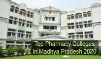Top Pharmacy Colleges in Madhya Pradesh 2020