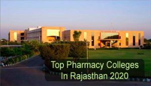 Top Pharmacy Colleges in Rajasthan 2020